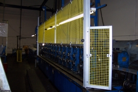 Roll Forming Press Guard