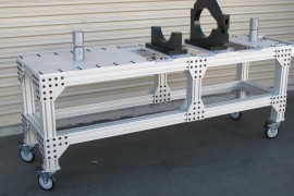 Aircraft Actuator Assembly Cart. 15S