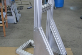 Antenna Stand. 3030 Extrusion